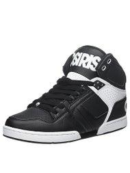 Osiris NYC 83 Shoes  Black/White/White