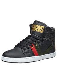 Osiris CTHI Shoes  Black/Red/Green