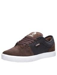 Osiris Decay Shoes  Brown/Black/White