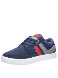 Osiris Lumin Shoes  Navy/Grey/Red