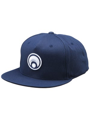 Osiris Standard Snapback Hat Navy Adj.