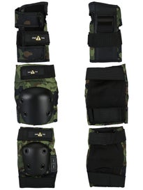 One-Tri Youth Protective Set 3 Pack Camo