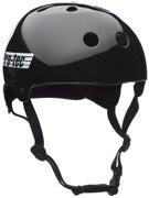 Protec Classic Bucky Helmet Gloss Black Retro