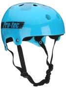 Protec Classic Bucky Helmet  Translucent Blue