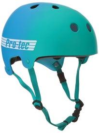 Protec Classic Bucky Helmet  Teal/Blue Fade
