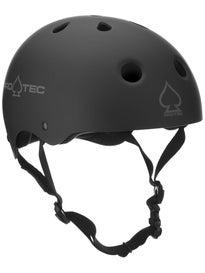Protec Classic Skate Helmet  Rubber Black
