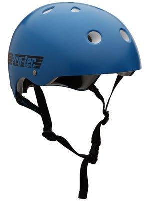 Protec The Classic Helmet Blue Retro MD
