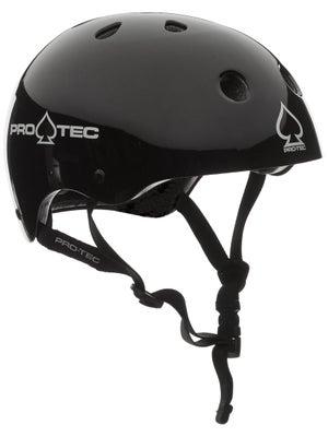 Protec The Classsic Skate Helmet Gloss Black LG