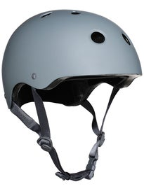 Protec The Classic Skateboard Helmet  Rubber Gray