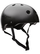 Protec The Classic Skateboard Helmet Satin Black