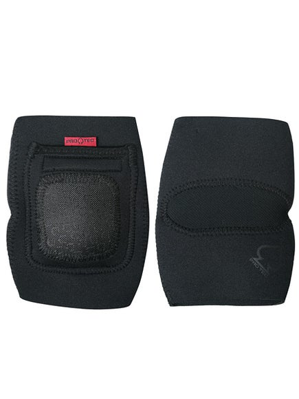Protec Double Down Elbow Pads Black
