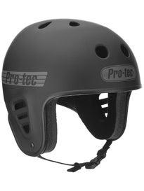 Protec Classic Full Cut Skate Helmet  Rubber Black