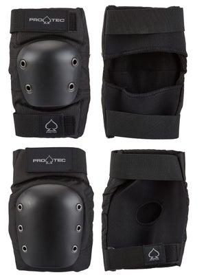 Protec Street Knee & Elbow Pad Set