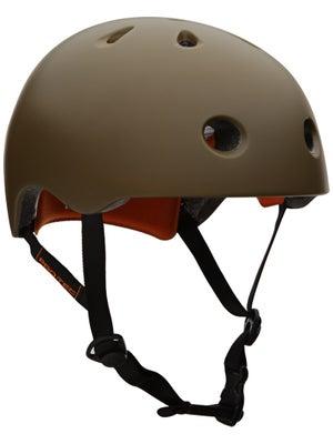Protec Street Lite Skate Helmet Satin Army LG