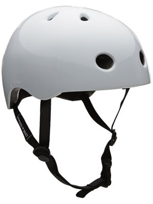 Protec Street Lite Skateboard Helmet White SM