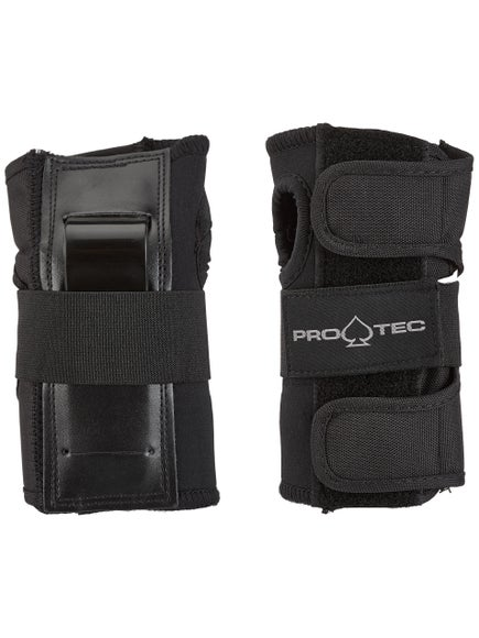 Protec Street Wrist Guards Black