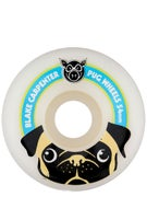 Pig Carpenter Pug Natural Wheels