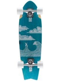 Prism Captain Artist Series Longboard Complete 8.75x 31
