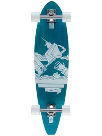 Prism Chaser Artist Series Longboard Complete 8.75 x 34