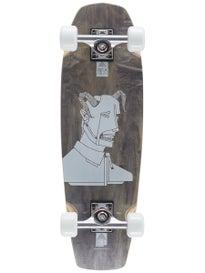 Prism Grit Artist Series Longboard Complete  8.25 x 27