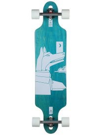 Prism Revel 39 ArtistSeries Longboard Complete 9.375x39