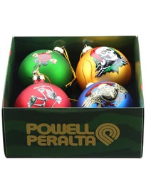 Powell Peralta 2016 Ornament Set 4 Pack