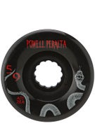 Powell All Terrain 78a Black Wheels