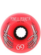Powell All Terrain 78a Red Wheels