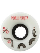 Powell All Terrain 78a White Wheels