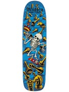Powell Bones Brigade Mullen LTD Blue Deck  7.75 x 27.75