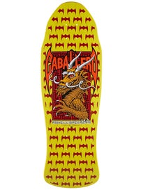 Powell Caballero Street Yellow/Red Deck 9.625x29.75