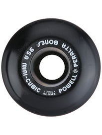 Powell Mini-Cubic Black Wheels