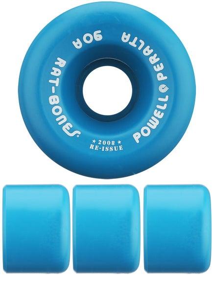Powell Rat Bones Wheels Blue
