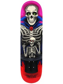 Powell Charlie Blair Magician Red/Purp Deck 8.25 x31.95