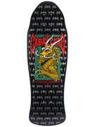 Powell Caballero Street Black Deck  9.625 x  29.75