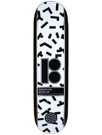 Plan B Cole Camo Black Ice Deck 8.0 x 31.75