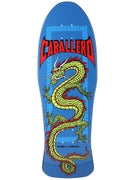 Powell Caballero Chinese Dragon Blue Deck  10x30
