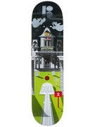 Plan B Cole Hole In One Haunted House Deck 8.0 x 31.75