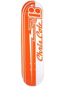 Plan B Cole Shift Orange Deck 8.375 x 32.125