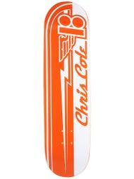 Plan B Cole Shift Orange Deck 8.375 x 32.125