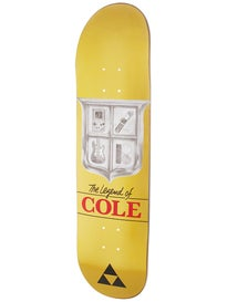 Plan B Cole Triforces Deck 8.0 x 32.75