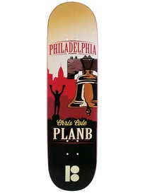 Plan B Cole Traveler Deck 8.25 x 31.7