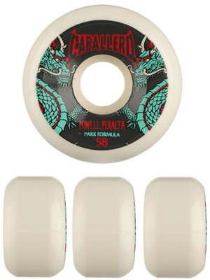 Powell Caballero Chinese Dragon Park Formula Wheels