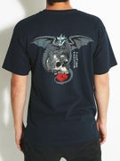 Powell Dragon Skull T-Shirt