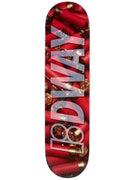 Plan B Way Ammo Deck 8.0 x 31.75