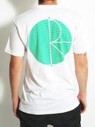 Polar Fill Logo Behind The Curtain T-Shirt