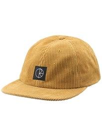 Polar Fat Corduroy Stroke Logo Strapback Hat