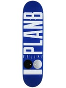 Plan B Felipe Basics Deck 7.625 x 30.25