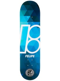 Plan B Felipe Prism P2 Deck 8.0 x 31.75