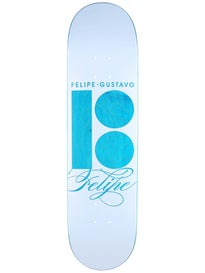 Plan B Felipe Signature Deck 8.0 x 31.75